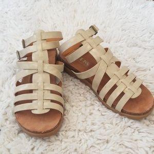 NWOT Korks by Kork-Ease Gladiator Sandals